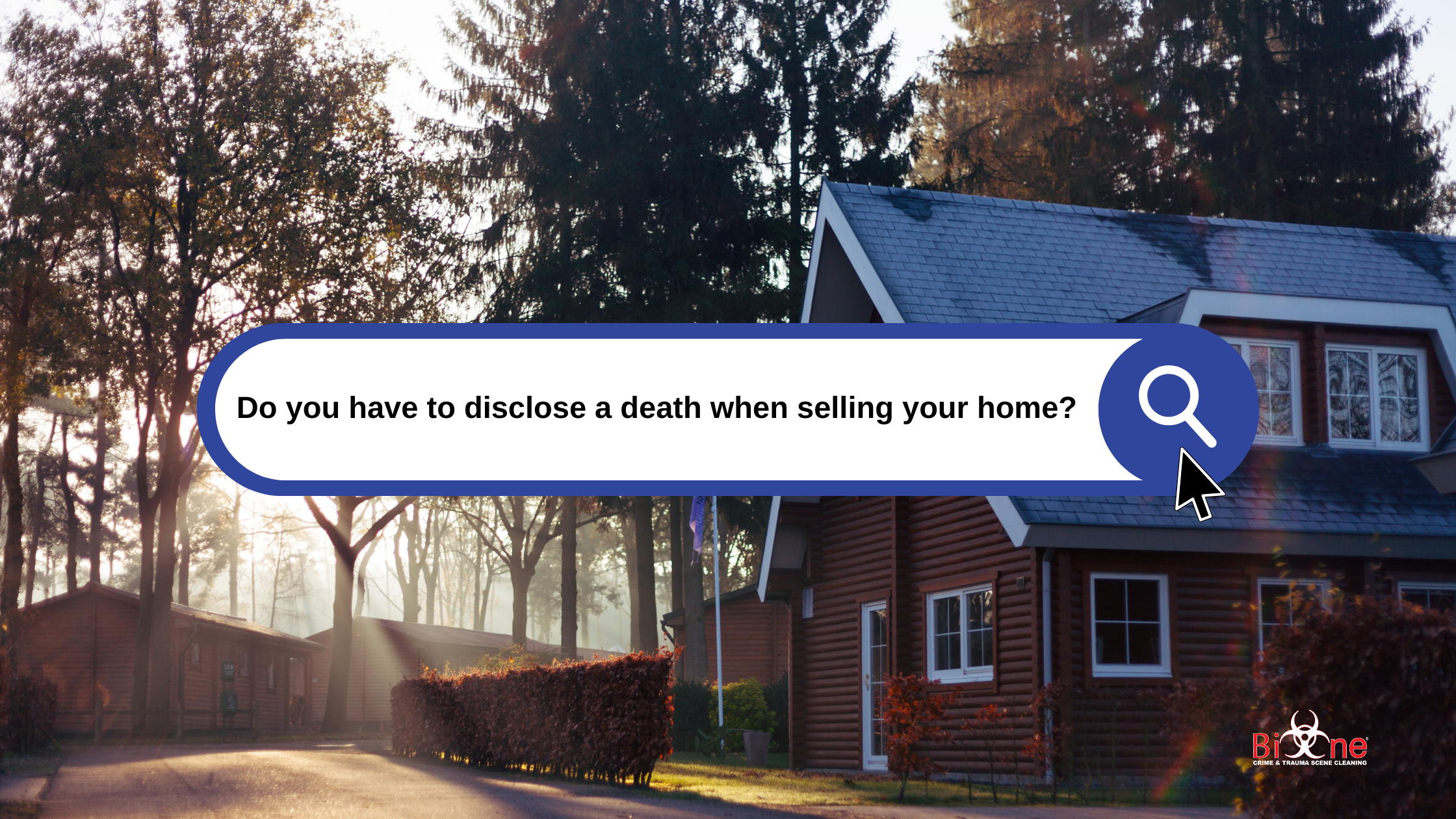 In Connecticut Do you Have to Disclose a Death When Selling Your Home?